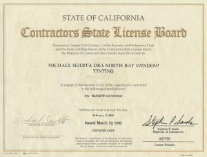 licensecert